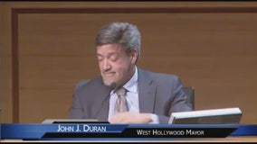 Many call for West Hollywood mayor to resign