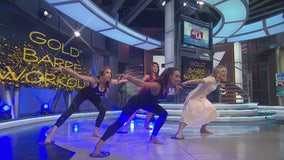 Gold Barre: An Equinox, Olympic-style workout with Tara Lipinski