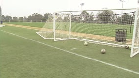 FIFA World Cup hopefuls train in Carson