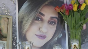 Vigil held for young woman gunned down in a Chino parking lot