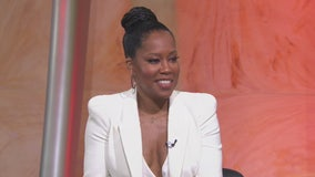 Regina King talks role on Netflix's 'Seven Seconds,' working with Tupac & more