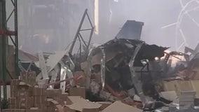 F-16 fighter jet crashes in Riverside
