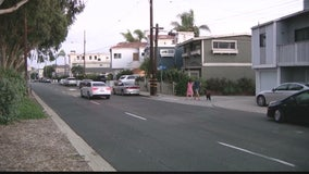 Manhattan Beach Police searching for suspect who reportedly sexually assaulted woman in her home