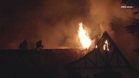 Two people killed in San Bernardino house fire