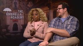 'The Umbrella Academy' cast discusses new show