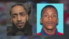 Nipsey Hussle and murder suspect Eric Holder were once friends