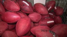Wilson crafts 216 official footballs for Super Bowl LIII