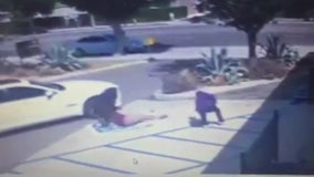 UPS help attack victim in Gardena