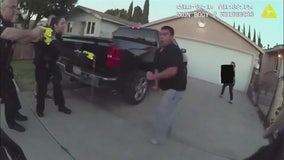 Fullerton police release body cam video of man that died in police custody