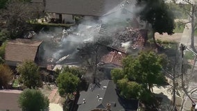 Claremont house explosion