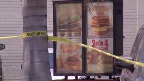 Burger King stabbing in Burbank