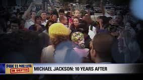 Michael Jackson: 10 years after