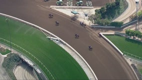 Santa Anita Park suspends racing indefinitely