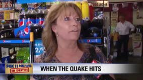 FOX 11 In Depth: The Ridgecrest Quakes