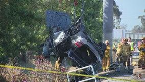 Fatal South Gate 710 freeway crash