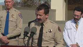 Sheriff: Gunman fired more than 50 rounds in Thousand Oaks mass shooting