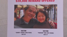 LA sheriff seeks tips about Taiwanese couple slain last year