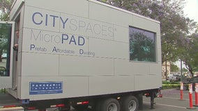 MicroPAD: Stackable pods could help house the homeless