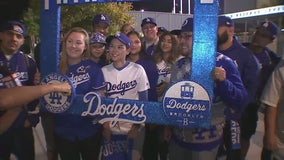 Picture Perfect Dodger Fans