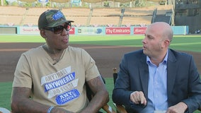 Dennis Rodman, agent Darren Prince discuss 'Aiming High' book, sobriety and more