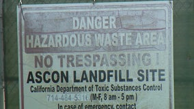 Many sick during Huntington Beach landfill cleanup