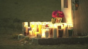 Victorville Girl Shooting Vigil