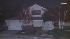 Woman injured in Simi Valley home invasion robbery