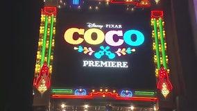 Disney Pixar's Coco premiere