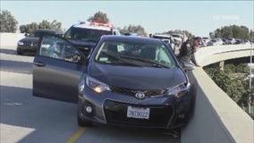 Kidnap pursuit ends in Norwalk