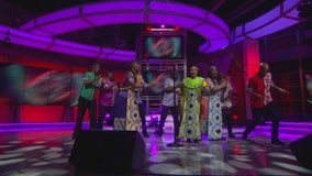 Soweto Gospel Choir of South Africa performs on FOX 11