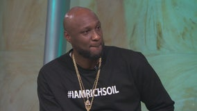Lamar Odom discusses plans for tell-all book, Kardashians, family life and more