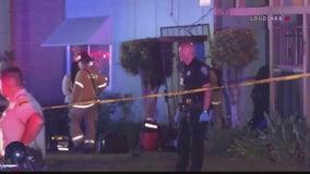 8 shot at San Bernardino apartment complex