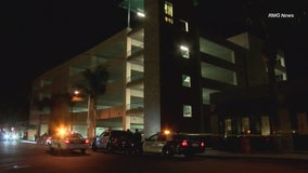 Woman killed in fall from parking garage in Alhambra