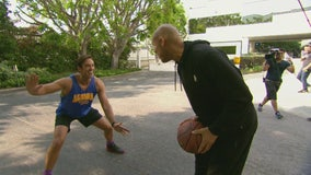 Elex Michaelson goes one-on-one against Lavar Ball