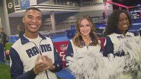 New LA Rams cheerleaders to make history at the Super Bowl