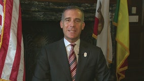 Mayor Eric Garcetti on if he'll run for president or governor