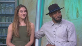 Allison Holker & tWitch discuss 'Disney's Fairy Tale Weddings,' Children's Miracle Network