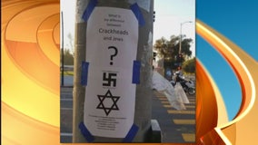 Police investigating anti-Semitic flyers found near West Valley schools
