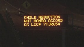 Amber Alert issued for 2 kids taken in stolen car near Cathedral City