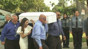 Private funeral, public memorial for 5-year-old South Pasadena boy
