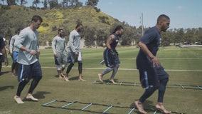 LA Chargers begin off-season workouts