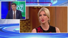 Dr. Oz discusses exclusive interview with Ivanka Trump