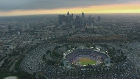 Security increased for World Series Game 7 at Dodger Stadium