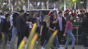 National School Walkout: SoCal students join others in nationwide walkout