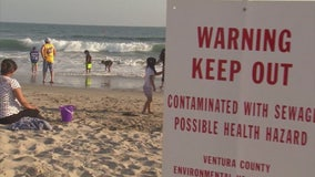 Sewage spill in Oxnard prompts closure of several beaches