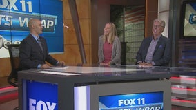 LA Sparks' Brian Agler and Sydney Wiese on upcoming season