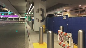 LAX to close 3 lanes at Terminal 3 through mid-August