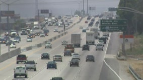 Closures set for 60 Freeway `Swarm' project