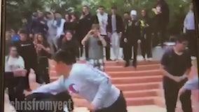 School brawl in Glendale
