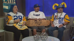 Fox 11 News In Depth Segment 3: Super Rams fans for Super Bowl LIII